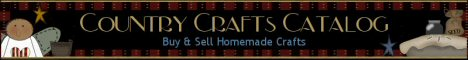 Country Crafts Catalog Top 100 Sites